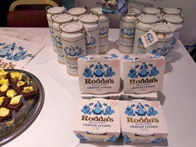 Rodda's Clotted Cream at Penventon