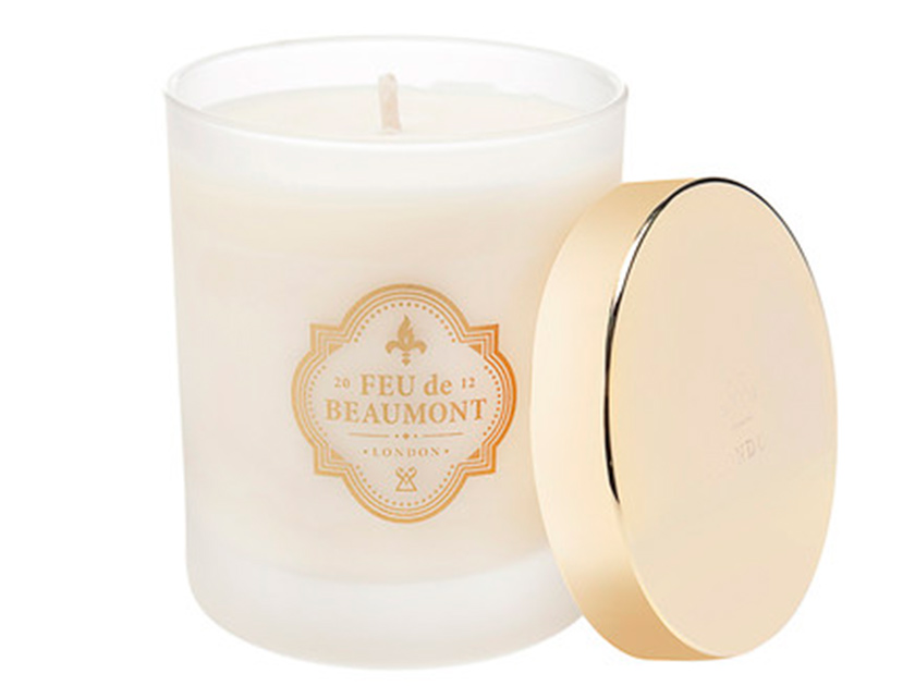 Feu De Beaumont feu de beaumont scented candle - woman's weekly