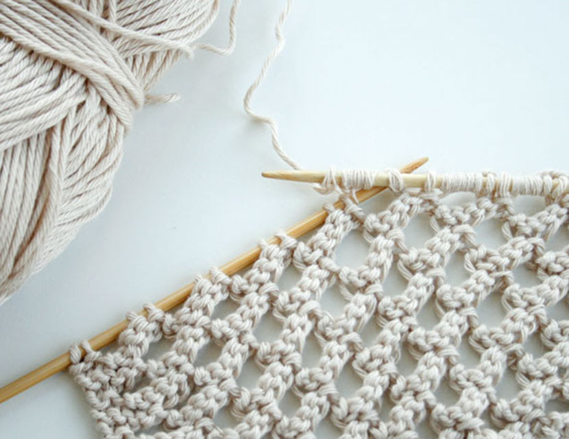 How To Knit: Choosing the right knitting size to make