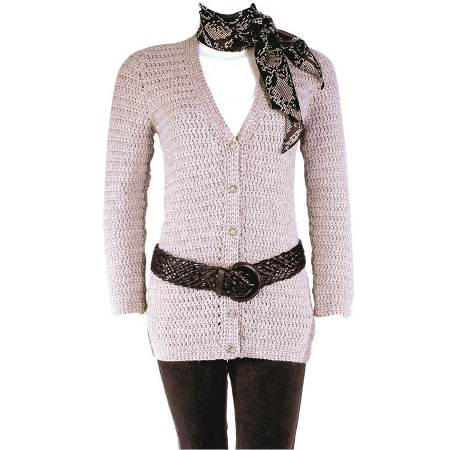 Free Crochet Patterns For Ladies Jackets : Fashion ideas to knit and crochet