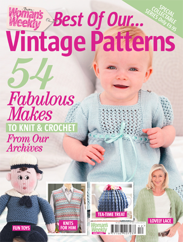 Womans Weekly Best of Our Vintage Patterns