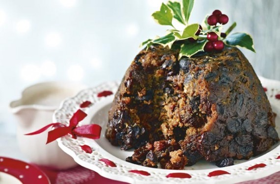 recipe: traditional plum pudding recipe [26]