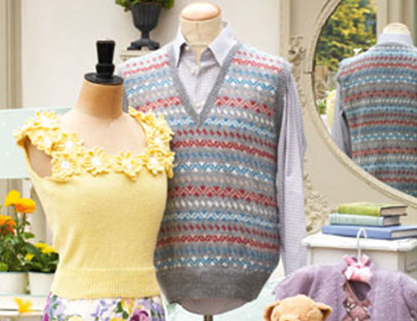 Free Easy Knitted Scarf Patterns : Tinas Knitting Tips: Womans Weekly Archive Knitting Patterns