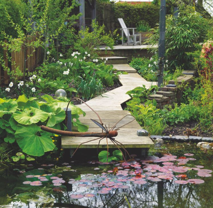 Small Garden With Decked Path And Arbour: The Ultimate Guide To Your Garden Paths