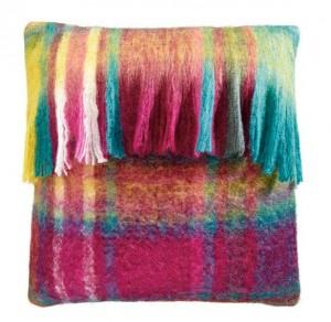 How To Make A Blanket Cushion