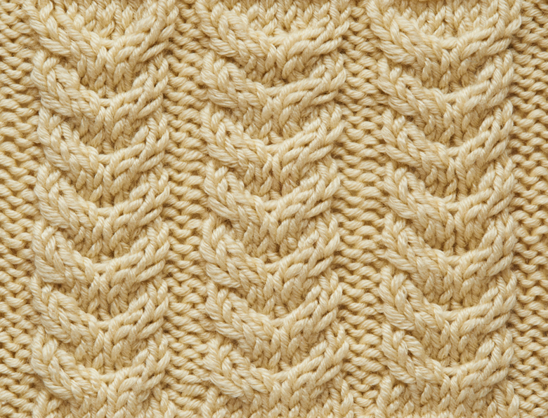 Knitting Stitches Texture : How To Knit: Our tips for knitting with texture