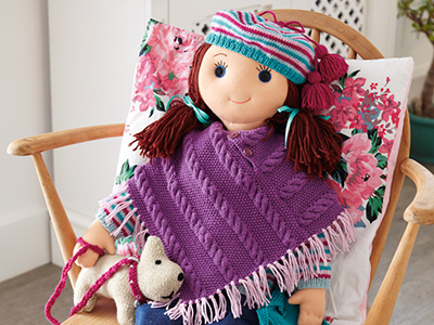 How To Make The Perfect Knits For Our Rebecca Rag Doll 3 Super