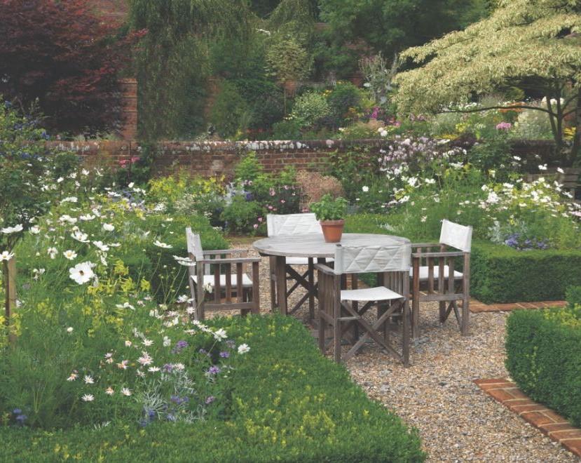 How to plan a parterre garden for Garden parterre designs