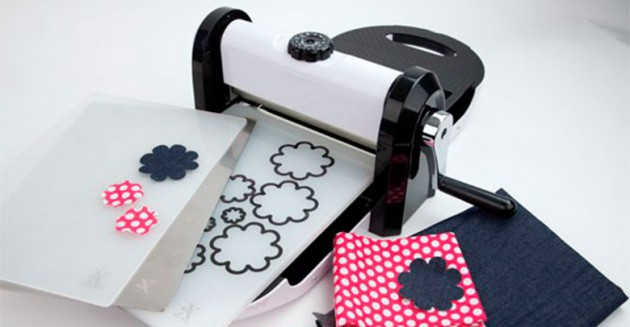 how to use die cut machine