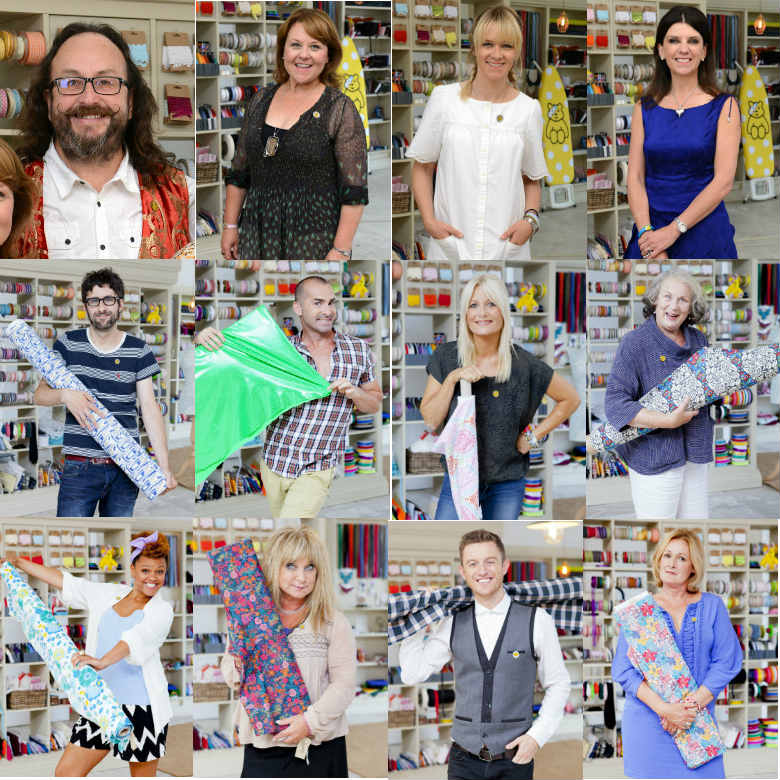The Great British Sewing Bee (TV Series 2013– ) - IMDb