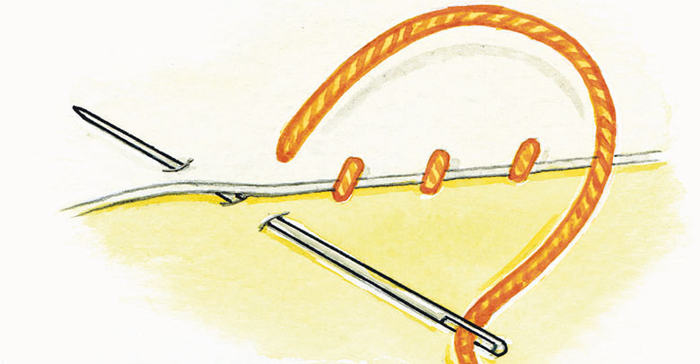 How To Do Whip Stitch