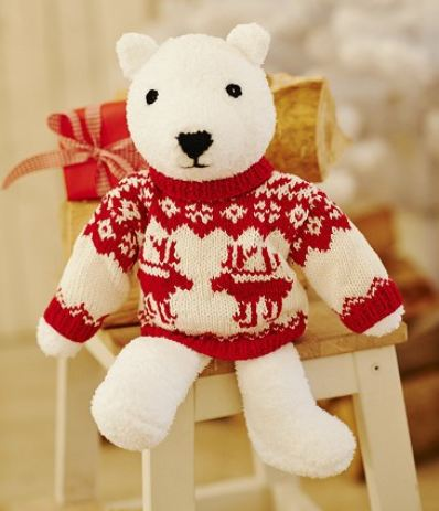 10 Christmas Knitting Patterns