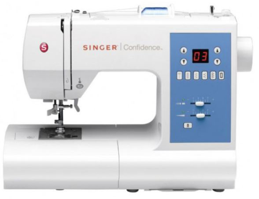 How To Use The Singer Confidence 40 Sewing Machine Inspiration Threading Singer Sewing Machine Bobbin