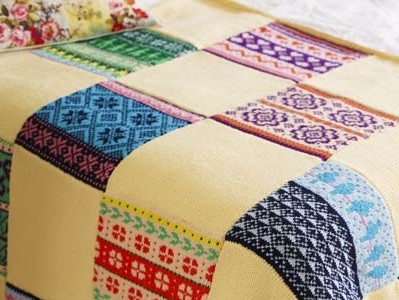 Join Our Knit A Long And Make A Beautiful Patchwork