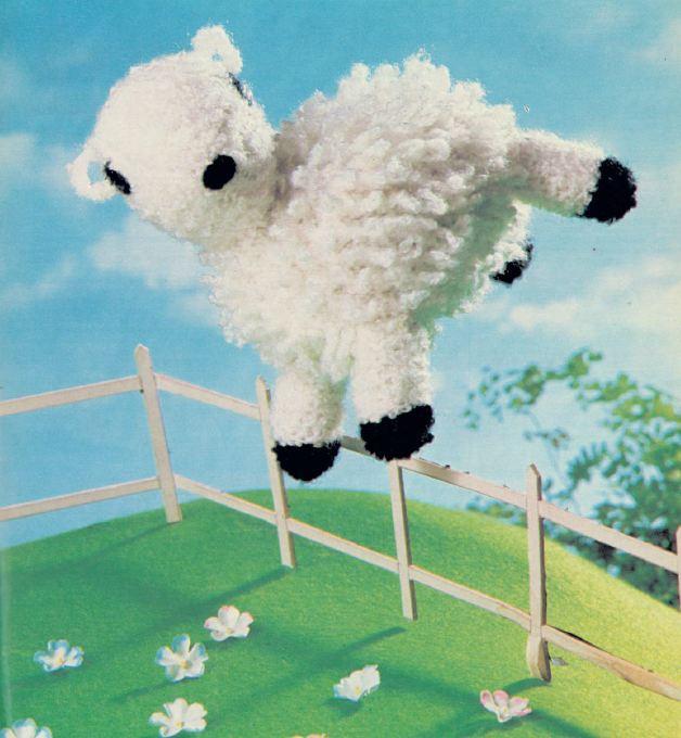 Sheep Knitting Pattern Free : Free sheep knitting pattern to celebrate Chinese New Year