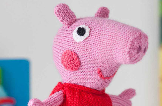 Peppa Pig Knitting Patterns : Tinas Knitting Tips: What does Up1 Mean in knitting patterns?