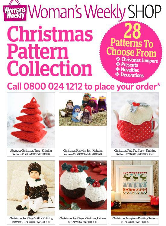 Download Our Knitting And Crochet Pattern Collections