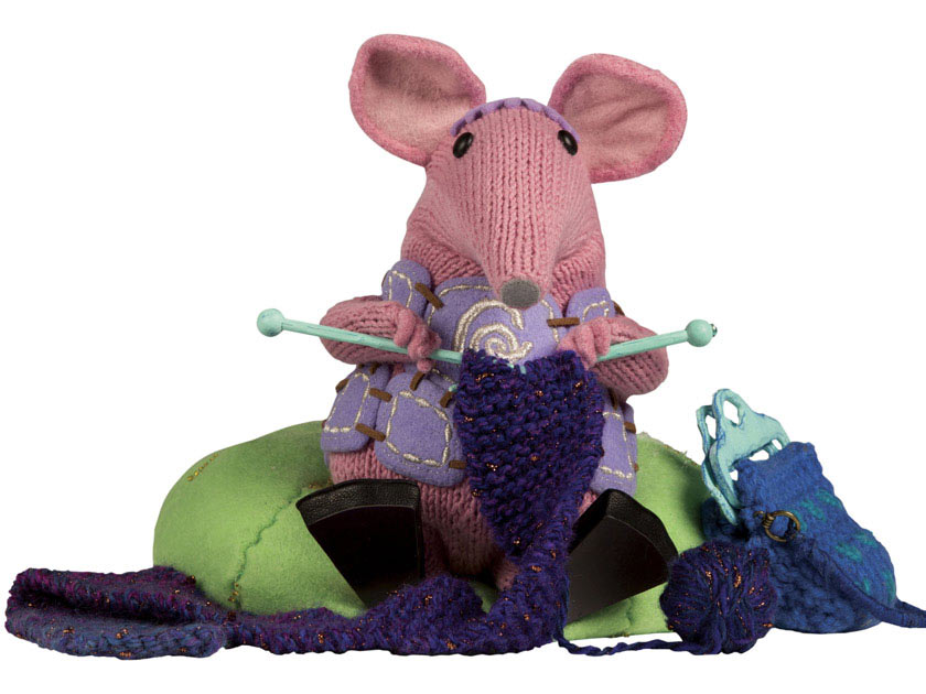 Knitting Pattern Toy Story Characters : Clangers return with free knitting pattern