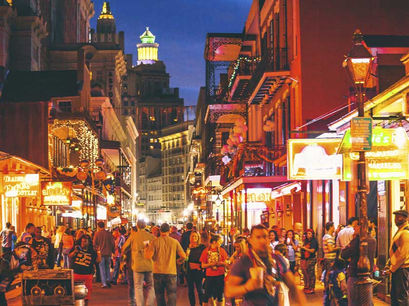 Travel To New Orleans In June