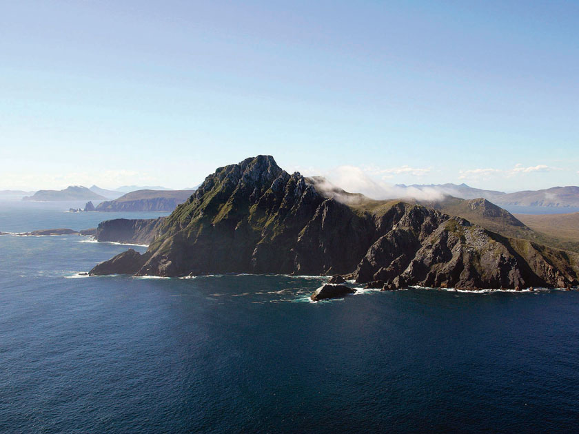 Cruise Around Cape Horn At The Tip Of Chile