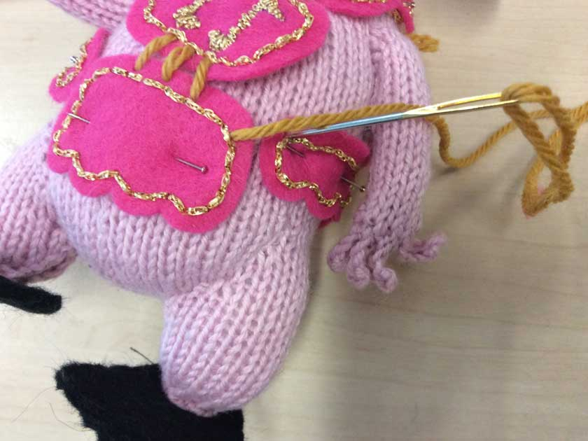 Knitting Pattern For Clangers : How to make a Clanger outfit