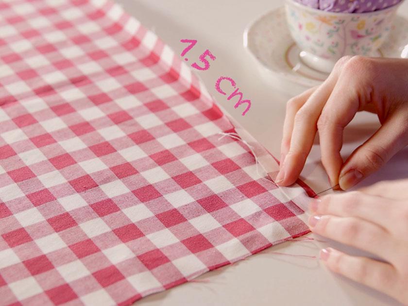 Sewing Pattern Oxford Pillowcase: How to make an Oxford pillowcase,