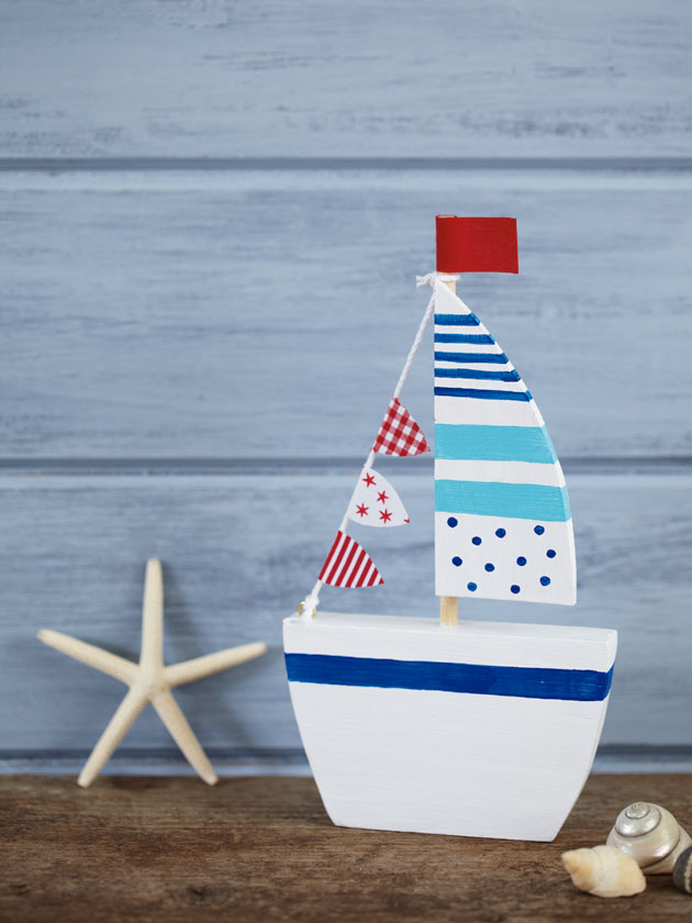 How To Make A Boat From Balsa Wood For Seaside Style At Home