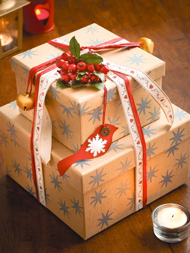 Gift Wrapping Ideas To Try This Christmas