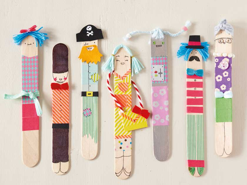 How To Make 3 Washi Tape Craft Projects