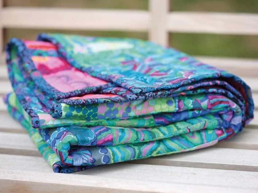 How to make a quilt binding : making binding for a quilt - Adamdwight.com
