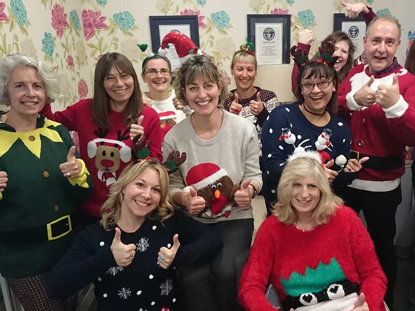 Celebrate Christmas Jumper Day With A Festive Knit