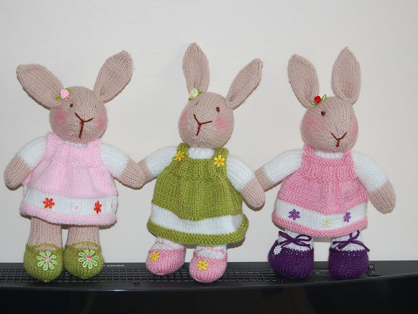 You Make Knitted Animals And Crochet Toys