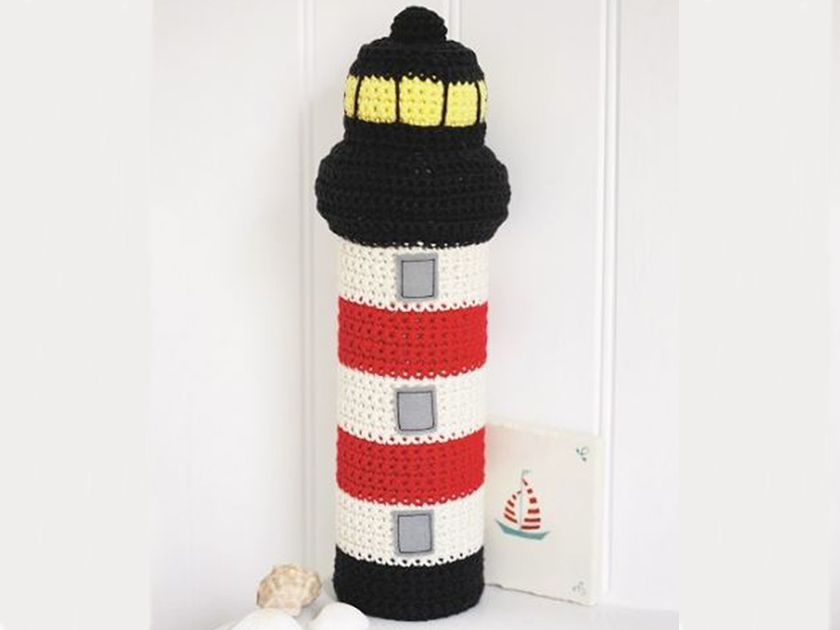 Make A Charming Lighthouse With Our Crochet Pattern