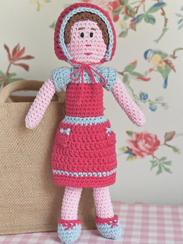 Delightful Doll Patterns Youll Love To Make At Home