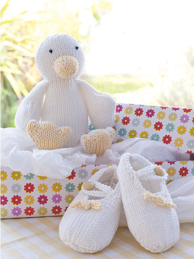 Baby Blanket Knitting Pattern Ducks : Best knitting patterns for babies