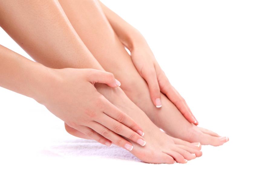 dating foot rub