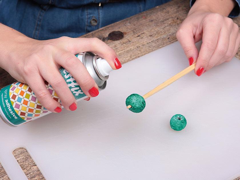 Papier mache jewelry box style guru fashion glitz for How to make paper mache jewelry