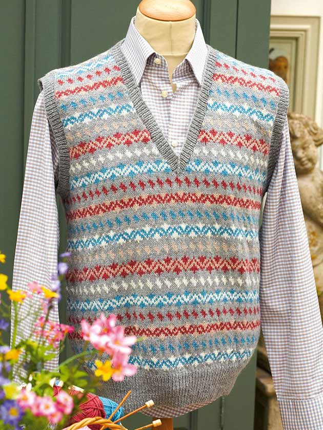 Timeless Fair Isle pattern projects to knit