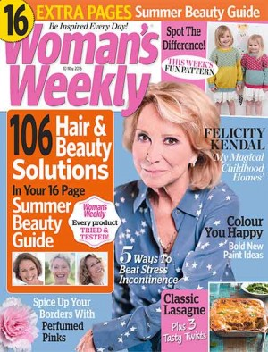 Woman's Weekly cover