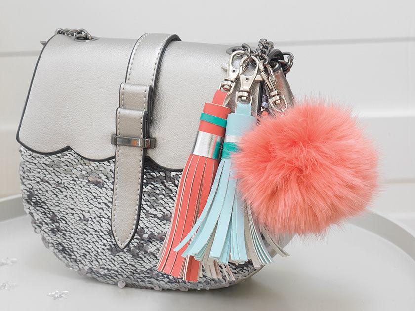Handbag Charm Duo