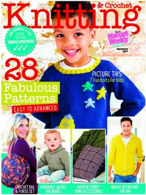 This Months Womans Weekly Knitting Crochet Special