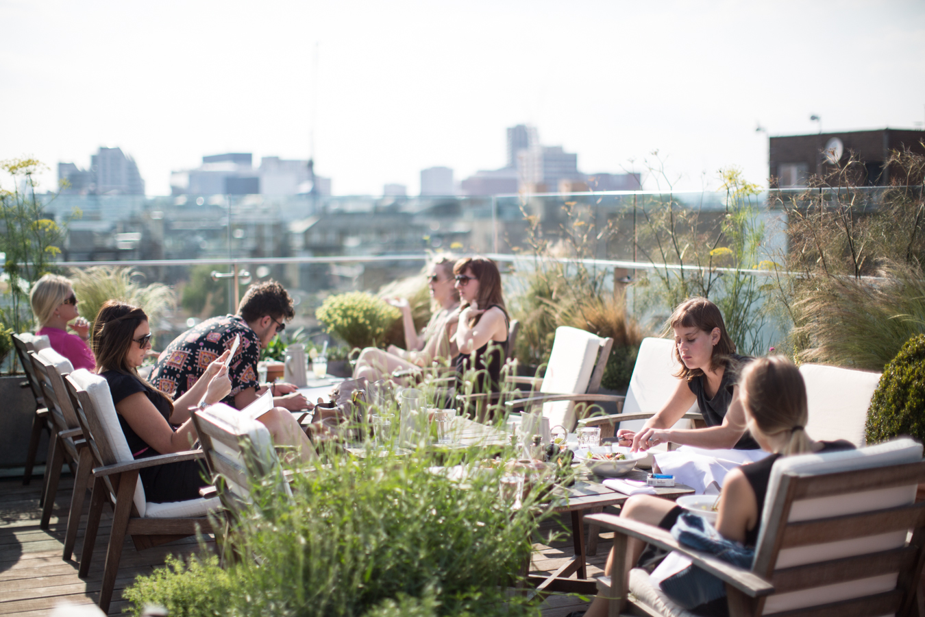 7 Of Our Favourite London Rooftop Bars And Restaurants
