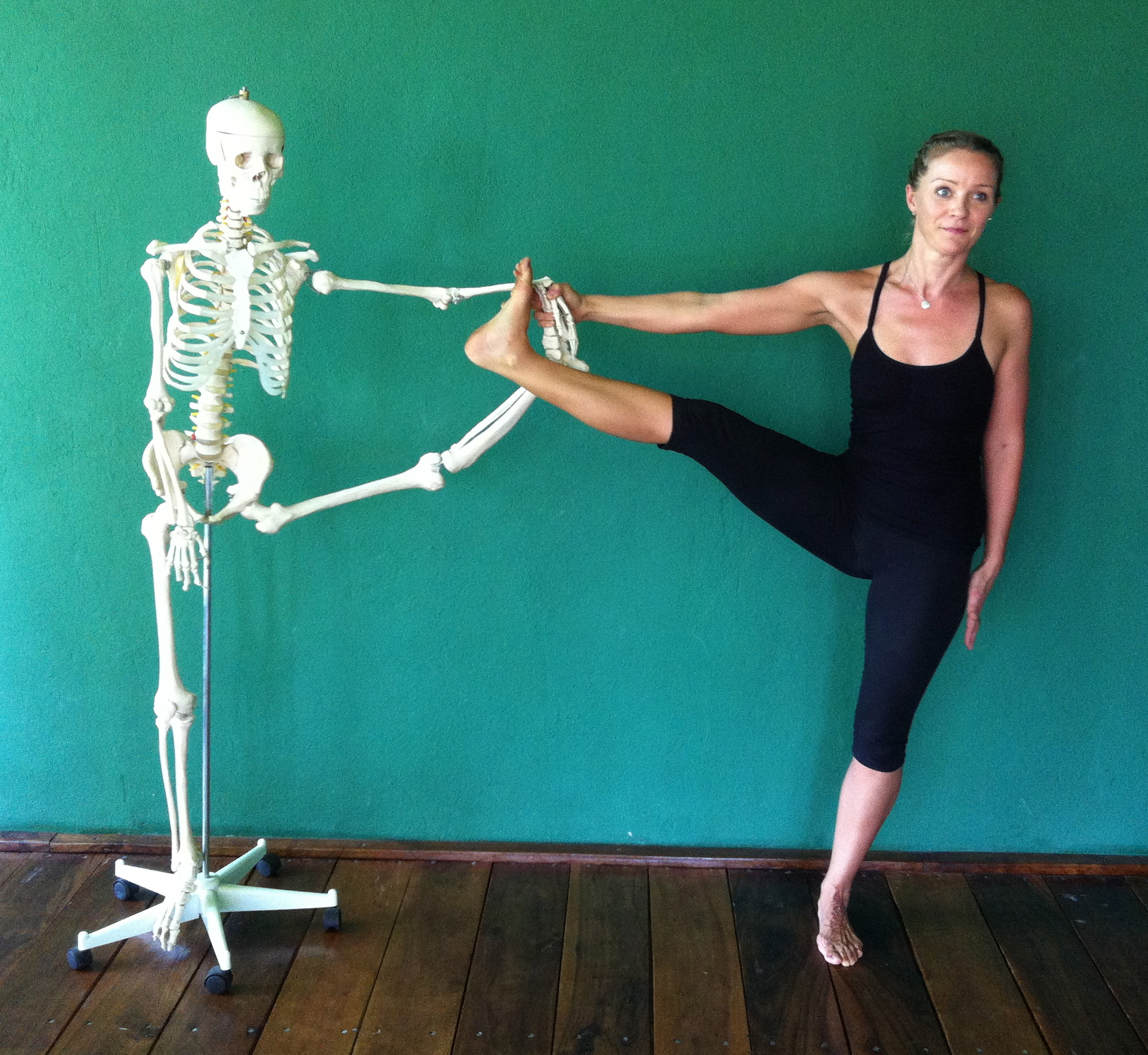 My journey to becoming a yoga instructor