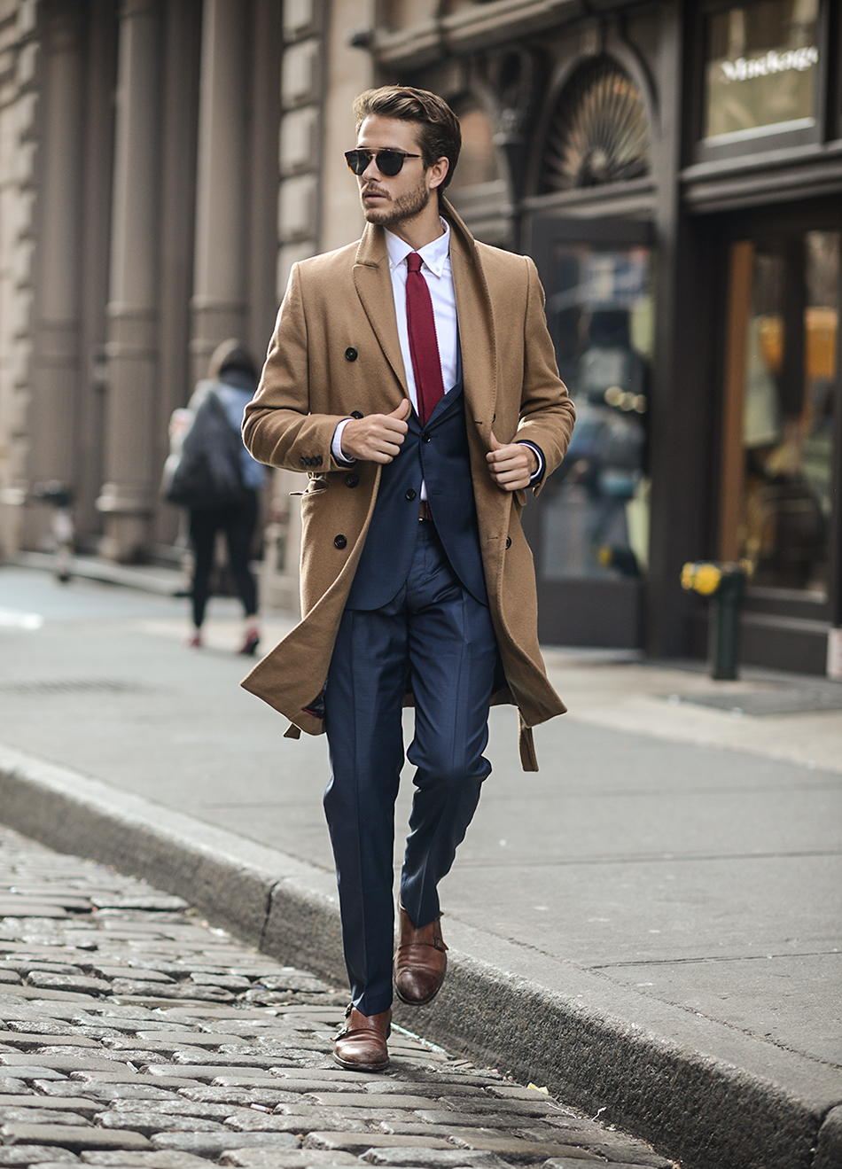 We're Taking Workwear Inspo From A Top Male Fashion Blogger