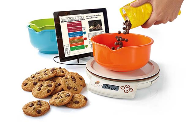 Best baking gadgets tech to make you a star baker for Perfect kitchen pro smart scale and app system