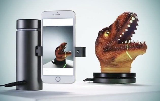 Eora turns your phone into a high-precision 3D scanner