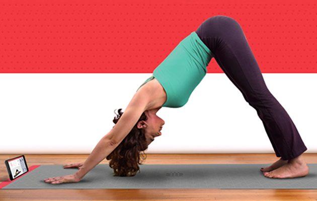 SmartMat Smart Yoga Mat