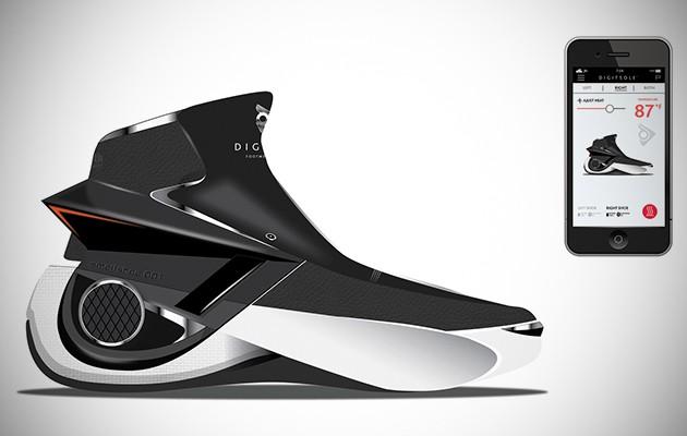 Digitsole Smartshoes