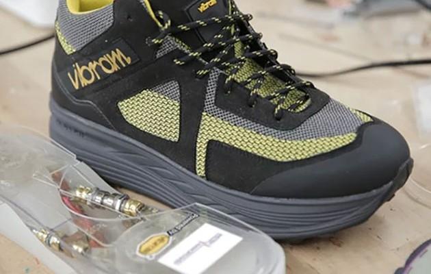 Energy harvesting shoes