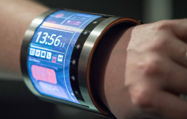 Flexible screens could be coming to your wearable this ...